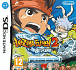 Inazuma 11 2 Blizzard DSi and DS Lite