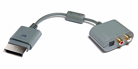 HDMI Audio Adaptor (Xbox 360) Accessories