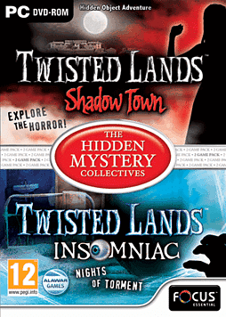 Twisted Lands 1&2 PC Games Cover Art