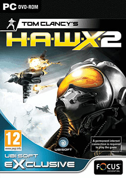 Tom Clancy's H.A.W.X. 2 PC Games Cover Art