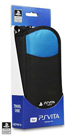 PS Vita Travel Case - Blue Accessories