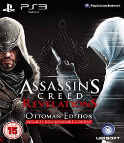 Assassin's Creed Revelations - Ottoman Edition PlayStation 3 Cover Art