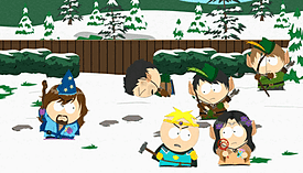 South Park: The Stick of Truth screen shot 9