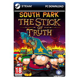 South Park: The Stick of Truth PC Games Cover Art