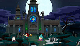 South Park: The Stick of Truth screen shot 2