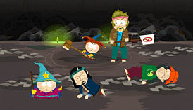 South Park: The Stick of Truth screen shot 19