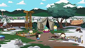 PS3 SOUTH PARK STICK OF TRUTH screen shot 3