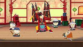 PS3 SOUTH PARK STICK OF TRUTH screen shot 15