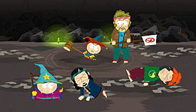 South Park: The Stick of Truth screen shot 6