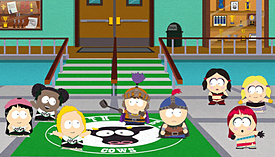 PS3 SOUTH PARK STICK OF TRUTH screen shot 7