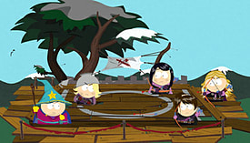 PS3 SOUTH PARK STICK OF TRUTH screen shot 8