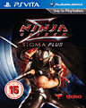 Ninja Gaiden Sigma Plus PS Vita