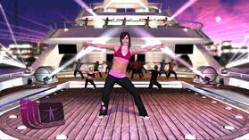 Zumba Fitness Rush screen shot 2