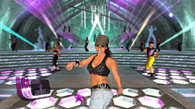 Zumba Fitness Rush screen shot 4