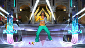 Zumba Fitness Rush screen shot 5