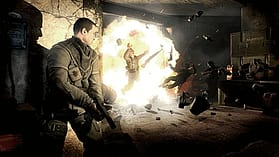 Sniper Elite V2 screen shot 2