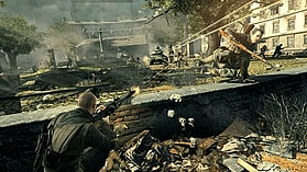 Sniper Elite V2 screen shot 4