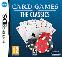 Card Games: The Classics NDS Cover Art