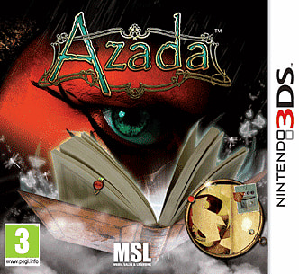 Hidden objects and puzzles help a hapless wizard in Azada for Nintendo 3DS at GAME