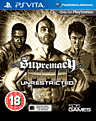 Supremacy MMA - Unrestricted PS Vita