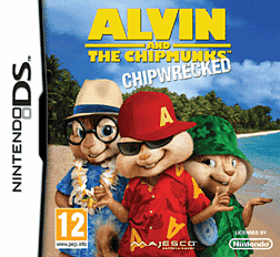 Alvin and the Chipmunks: Chipwrecked DSi and DS Lite