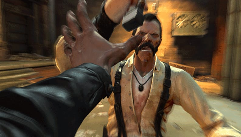 GAME played Dishonored at Eurogamer Expo