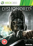 Dishonored Xbox 360