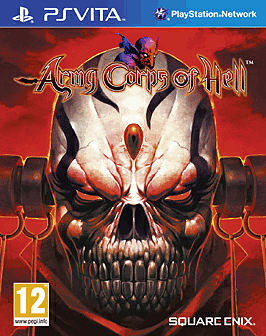 Army Corps of Hell - handheld horror on the PlayStation Vita