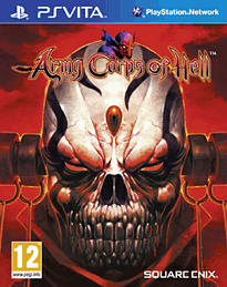 Army Corps of Hell PS Vita Cover Art