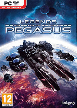 Legends of Pegasus PC Games Cover Art