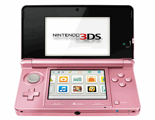 Nintendo 3DS - Avoid joke about a new dimension