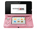 Nintendo 3DS Coral Pink 3DS - Coral Pink