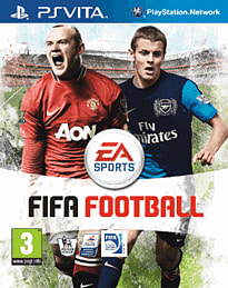 FIFA Football PS Vita Cover Art