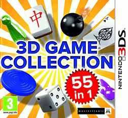 3D Game Collection: 55-in-1 3DS Cover Art
