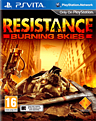 Resistance: Burning Skies PS Vita