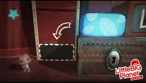 Creative gameplay in LBP PS Vita at GAME
