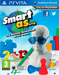Smart As PS Vita Cover Art