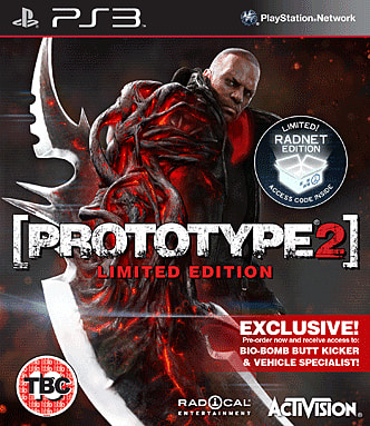 Prototype 2 on PS3 and Xbox 360 at GAME