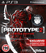 Prototype 2: Exclusive Limited Edition PlayStation 3
