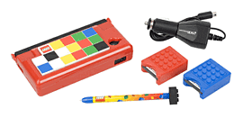 LEGO Armor Case Starter Kit for Nintendo DSi Accessories