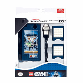 LEGO Star Wars III: The Clone Wars Armor Case Accessories