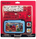 Angry Birds Stereoscopic 3D Gamer 11-piece Accessory Set for Nintendo 3DS Accessories