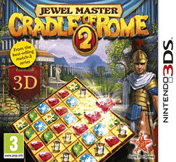 Cradle of Rome 2 3DS Cover Art