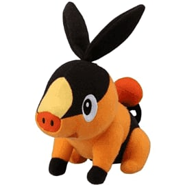 Pokemon Tepig Talking Plush Toys and Gadgets
