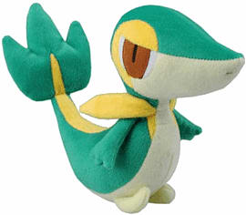 Pokemon Snivvy Talking Plush Toys and Gadgets