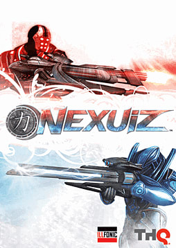 Nexuiz Xbox Live Cover Art