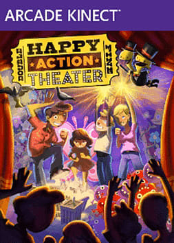 Happy Action Theatre Xbox Live Cover Art