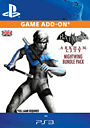 Batman: Arkham City - Nightwing Bundle Pack PlayStation Network