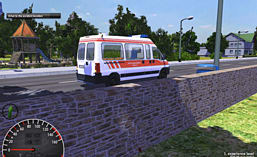 Emergency Ambulance Simulator screen shot 3