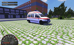 Emergency Ambulance Simulator screen shot 4